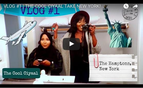 THE COOL CIYAAL TAKE NEW YORK!